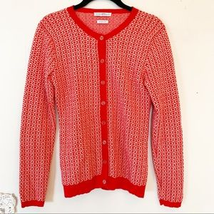 Peter Millar Cardigan Sweater